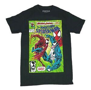 Marvel-Comics-The-Amazing-Spider-Man-Venom-Maximum-Carnage-Mens-T-Shirt-XS-2XL