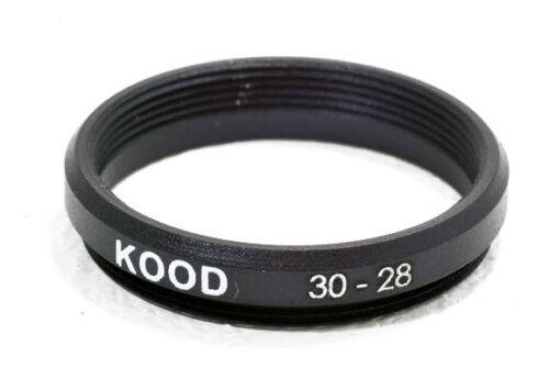 30mm-28mm 30-28  Stepping Ring Filter Ring Adapter Step down