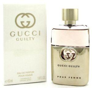 Gucci Guilty Pour Femme Perfume 16 Oz 50 Ml Eau De Parfum Spray