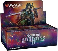Modern Horizons 2 Draft Booster Box English Sealed Magic the Gathering Presell