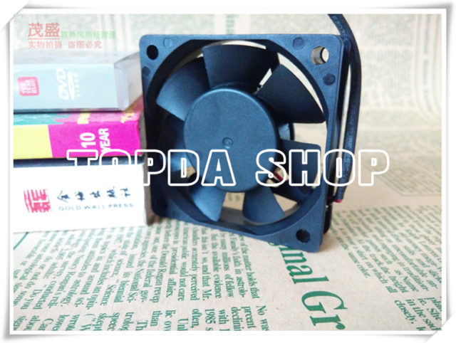 1pc CROWN AGE07025B24H Inverter cooling fan 2pin 24V 0.3A 70*70*25mm #XX