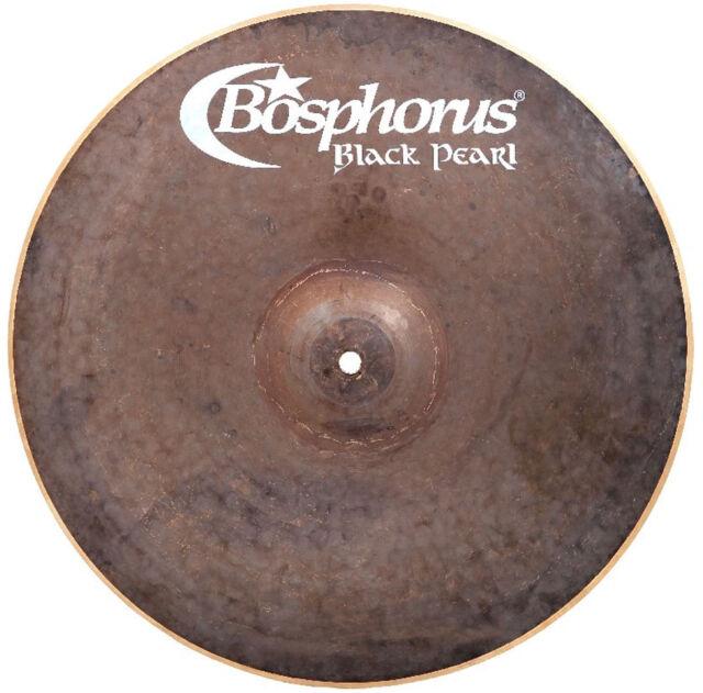 Bosphorus Black Pearl Crash Becken 18