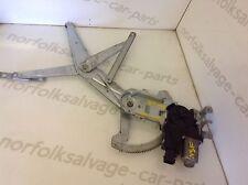 Vauxhall Meriva Electric Window Motor & Regulator Passenger Side Front 03-06