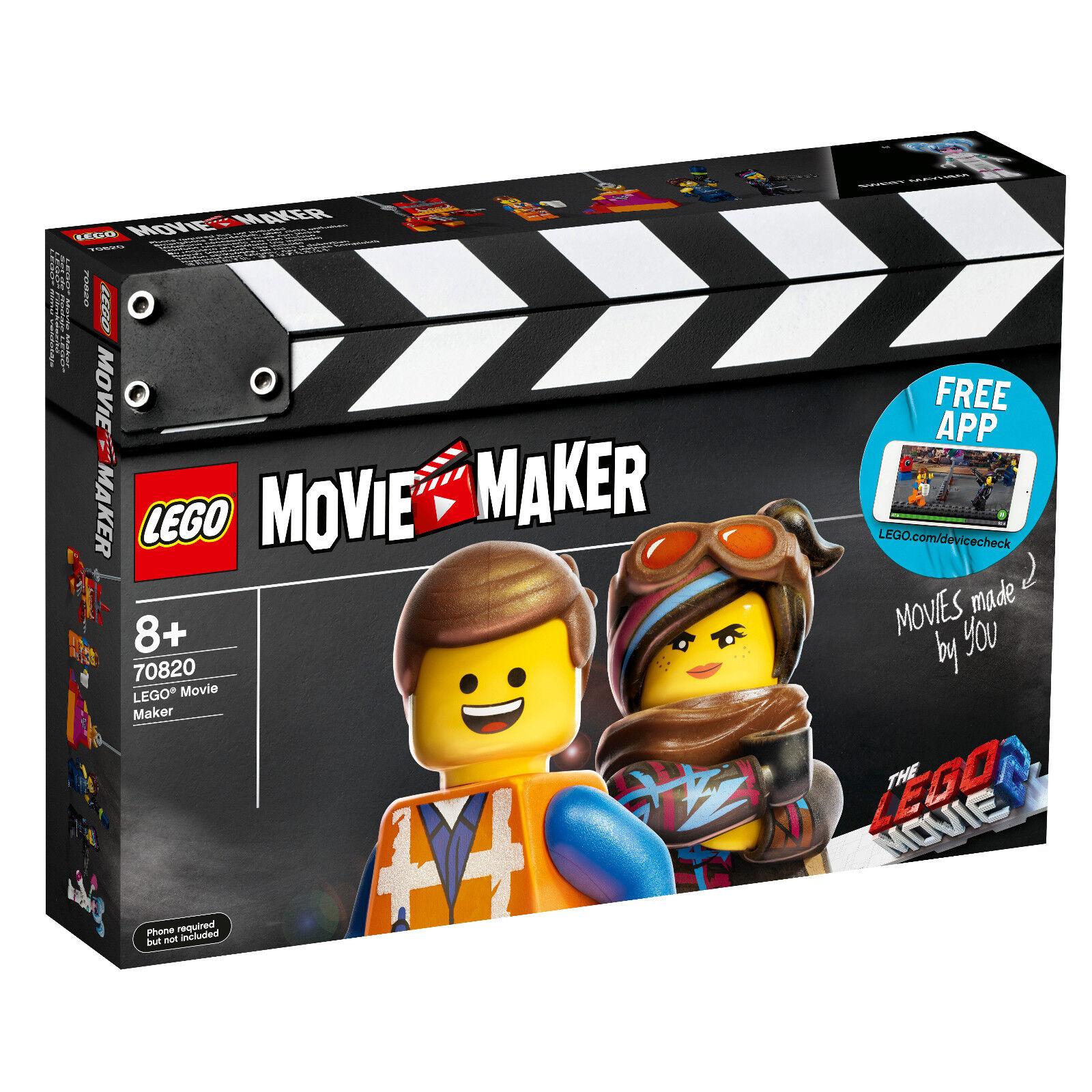 LEGO® The LEGO® Movie 2 (70820) LEGO® Movie Maker inkl Versand NEU&OVP