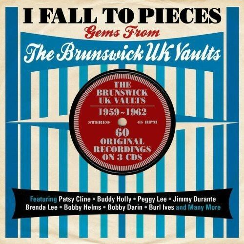 I Fall To Pieces Gem - I Fall to Pieces Gems from Brunswick UK Vaults [New CD]