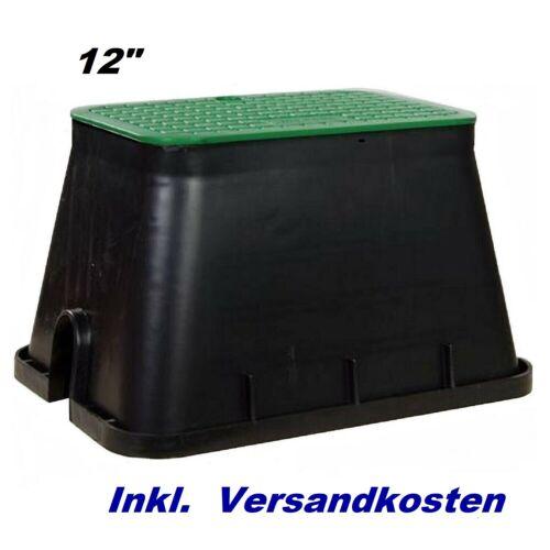 """para válvulas solenoide riego de jardín Válvula de jardín recuadro 12/"""" predeterminado ventilbox"""
