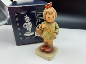 Hummel-Figurine-479-J-039-Bring-Dir-Quoi-10-cm-avec-Ovp-1-Wahl-Etat-Parfait