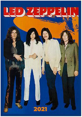 Led Zeppelin 2021