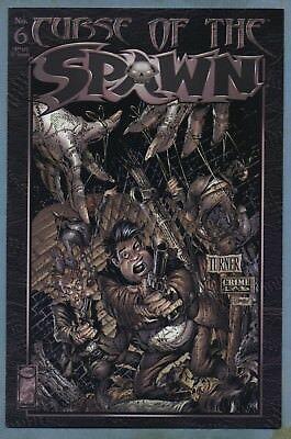 Curse of the Spawn No.6 1997 Alan McElroy /& Dwayne Turner