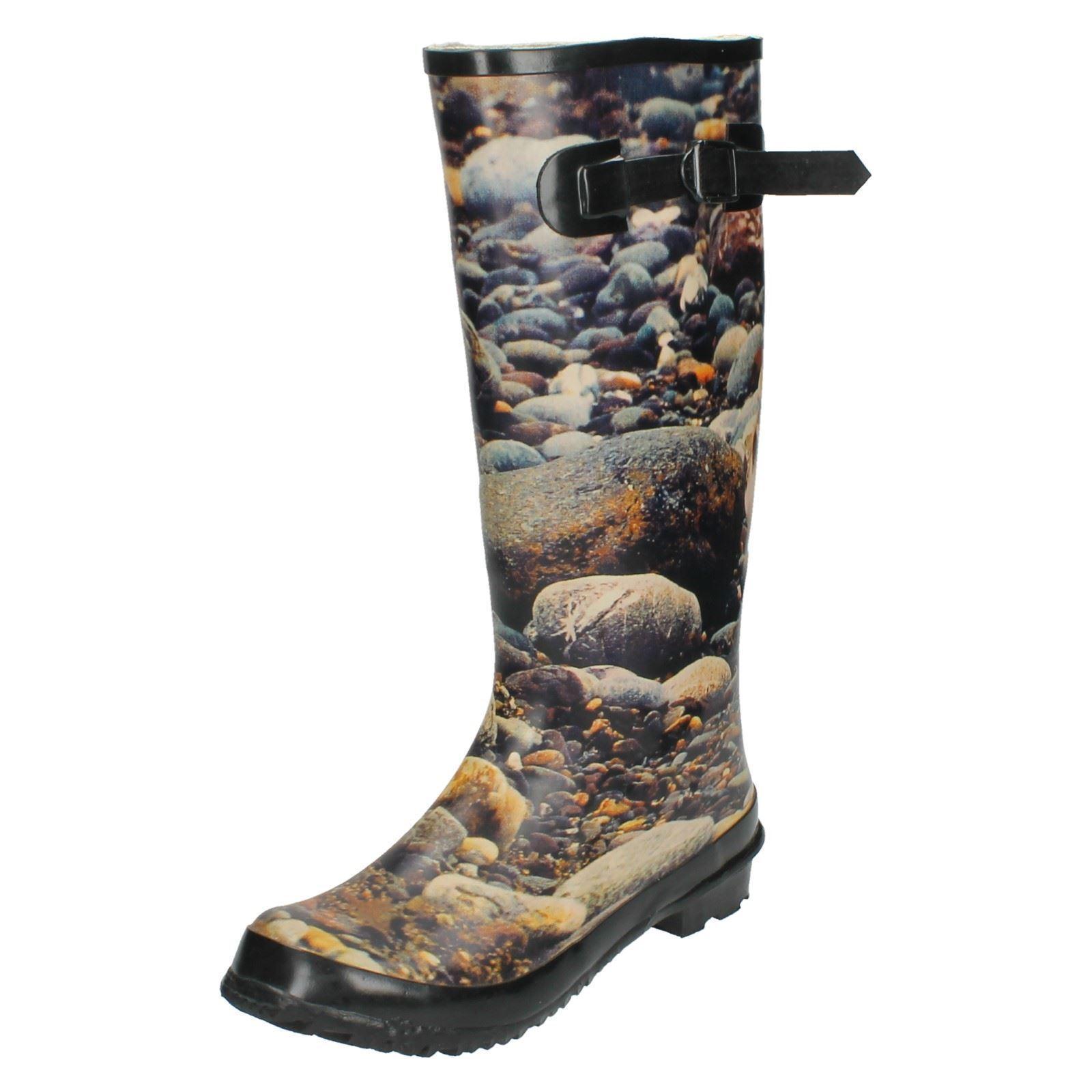 Hombre Piedra Wellington Botas Botas de Agua Botas X1013 Botas Botas de Lluvia de Goma 2f2abb