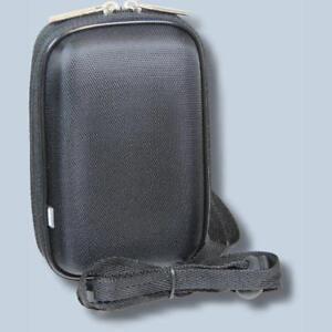 Fototasche-fuer-Panasonic-Lumix-DMC-TZ81-TZ71-TZ61-Hardcase-Tasche-schwarz-ybxls