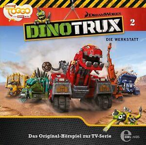 DINOTRUX-2-DAS-ORIGINAL-HORSPIEL-Z-TV-SERIE-DIE-WERKSTATT-CD-NEW