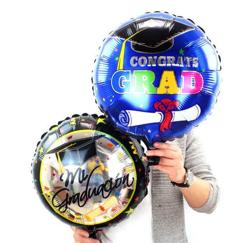 graduate Foil Balloons Graduation Ceremony Party Graduation party suppliesATCYC