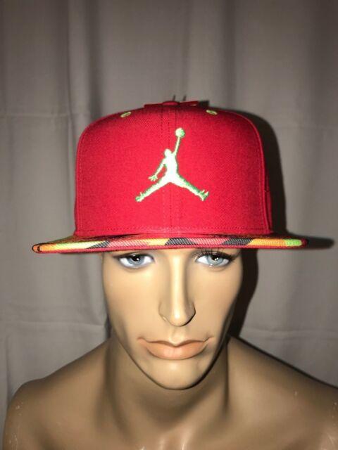 863d4d77a11e Nike Jordan Retro 7 VII Sweater Nothing but Net Jumpman Hat Men s Snapback  Cap