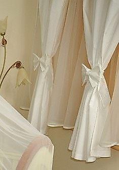 Cortinas Ventana Habitación de Bebé Niños cinta plisado del lápiz Tiebacks cheque