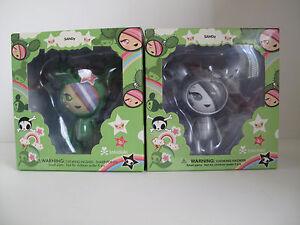Tokidoki Cactus Friends Sandy et Platinum Sdcc de Strangeco