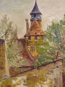Chevallier-XIX-Xx-Ol-Leinwand-Etikett-Ausstellung-Nevers