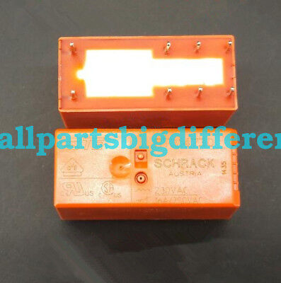 1pcs RT314730 8 broches 230VAC Relais SCHRACK Original