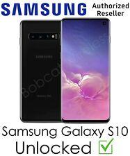 NEW Samsung Galaxy S10 Black 128GB Sprint AT&T T-Mobile Verizon Factory Unlocked