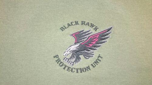 Black Hawk Protection Unit Sweat à capuche