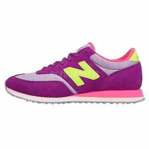 New Balance CW620MY B Purple Green Pink Womens Running Shoes Sneakers CW620MYB