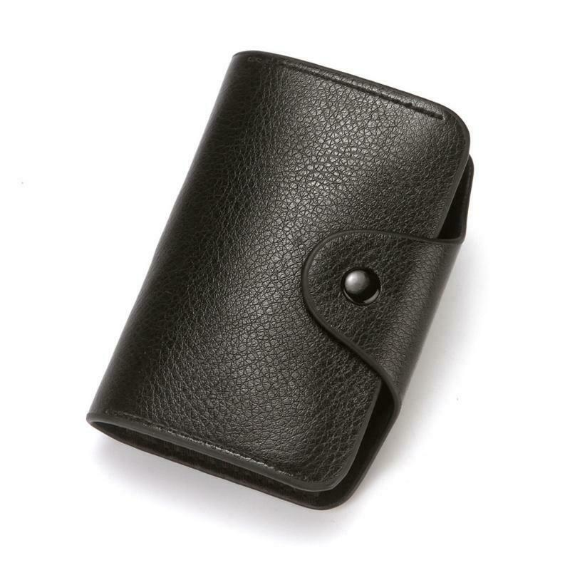 Classic Female Purse Wallet for Women Wallets for Men Wallet Fashion PU Leather