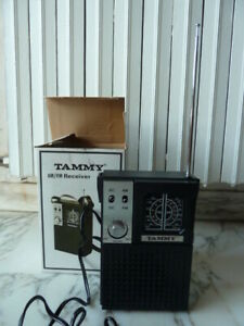 RADIO PORTATILE TAMMY