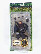 "Lord Of The Rings Gimli 9"" Poseable Action Figure 2004"
