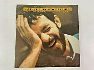 Jesse Winchester Nothing But A Breeze Vinyl LP Record Album Bearsville 1977