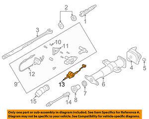GM Oem Steering Columnactuator 26097679 Ebay. Is Loading Gmoemsteeringcolumnactuator26097679. GM. 1997 GMC Sonoma Steering Column Diagram At Scoala.co