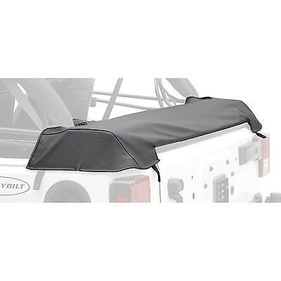 Rampage Soft Top Storage Boot 07-15 Jeep Wrangler JK 4 Door 960435 Diamond Black
