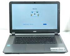 "Acer CB3-532-C42P Chromebook 15 15.6"" 16GB N3060 1.6GHz 4GB Google Chrome Gray"