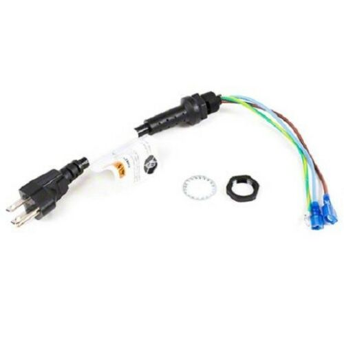 ProTeam 100641 Power Cord Assembly with Strain Relief Injuries Avoid Shocks