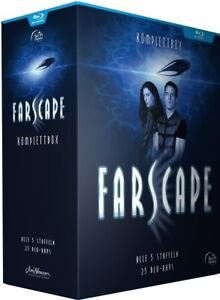 Farscape-Verschollen-im-All-Komplettbox-25-x-Blu-ray-Disc-NEU-OVP