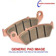 DELTA BRAKING FRONT BRAKE PADS FOR SUZUKI RM125 RM250 2007