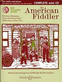 American Fiddler Huws Jones Complet + Cd-afficher Le Titre D'origine