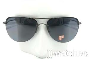 4a8beeb48117a Image is loading New-Oakley-Tailpin-Carbon-Gray -Polarized-Aviator-Sunglasses-
