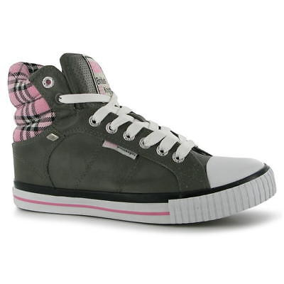 British Knights Atoll Mid PU Junior Trainers Size: 37 (EU)