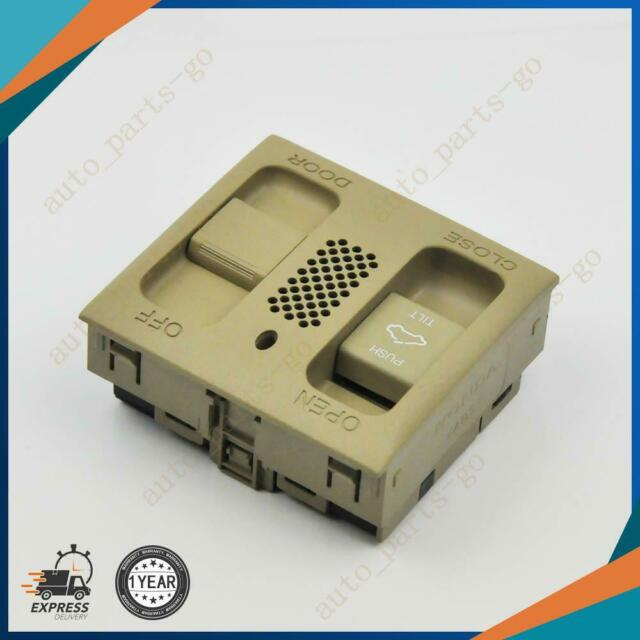 OEM Sunroof Map Light Switch 35830-TA0-A01 For Honda