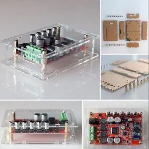 TDA7492P-AUX-50W-2Wireless-Bluetooth-4-0Audio-Receiver-Digital-Amplifier-BoardDL