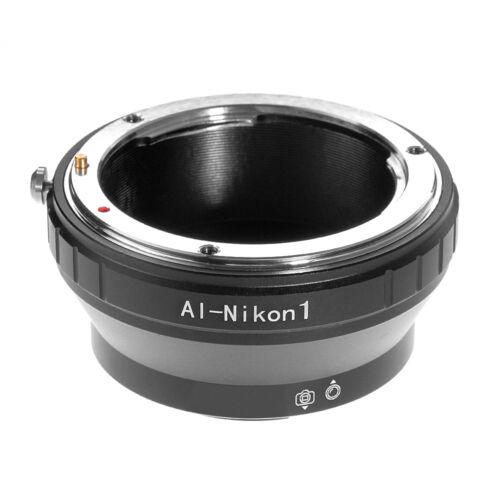 Nikon AI F Lens to Nikon 1 Kamera Adapter Objektivadapter F V1 V2 V3 J2 J3 J4 J5