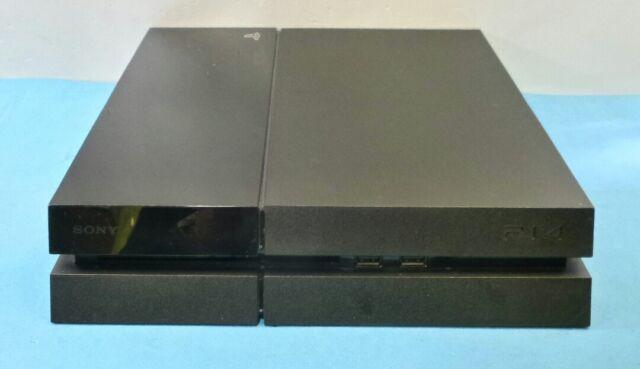 CONSOLA SONY PLAYSTATION 4 PS4 FAT 500GB 220V 1.05A 50/60HZ FAULTY PARA PIEZAS