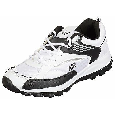 Original AIR Sports Cool Air White and Black Running Shoes
