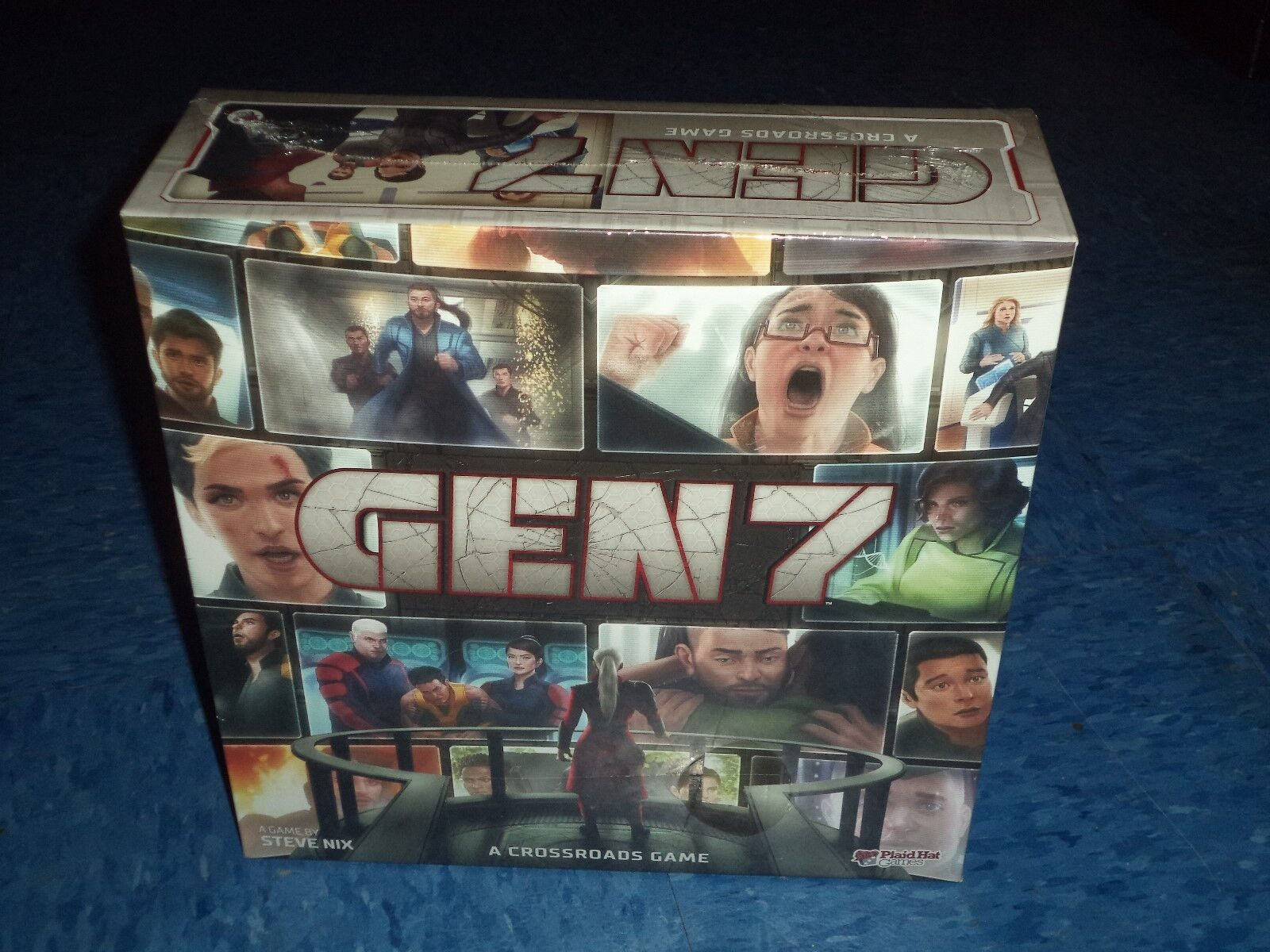 Gen7 - Plaid Hat Games Board Game Gen 7 New