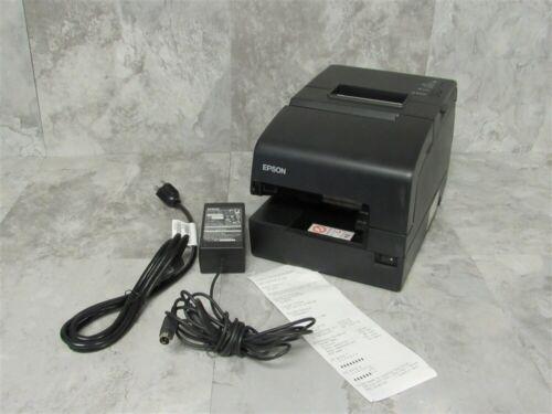 EPSON TM-H6000IV POS THERMAL RECEIPT PRINTER M253A W// POWER PLUS