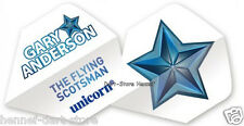 "6 Flights UNICORN ""Gary Anderson Star"", weiß"