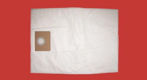 Filtre sachet 107413547 Nilfisk Attix 33//44 VHS 40//42 Nappes-Filtersack 5 pcs