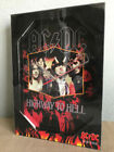 Official Licensed acdc Highway to Hell Glass Clock Christmas Gift