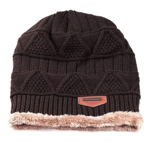 Men/'s Slouchy Ski Oversized Beanie Cap Skull Baggy Winter Hat Newsboy Beret Caps
