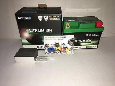 Batterie Lithium YTZ5-BS Skyrich HJT5S-FP L 113mm  W 70mm  H 85mm